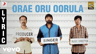 Download Hindi Video Songs - Justin Prabhakaran, Vijay Sethupathi - Orae Oru Oorula