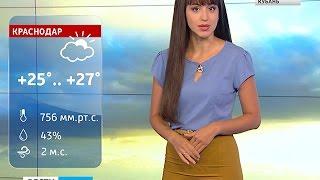 На Кубани сохранится дождливая погода(На Кубани июльский зной сбавил обороты. Завтра в крае достаточно комфортная температура воздуха. Основные..., 2016-07-20T16:06:38.000Z)