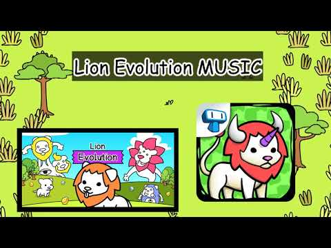 🦁Tapps Games - Lion Evolution - MUSIC 🎧