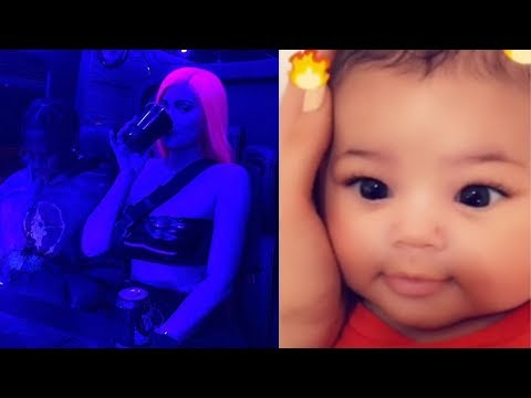 Kylie Jenner REDEEMS Herself Sharing CUTE Baby Stormi Moments After Coachella FIASCO!