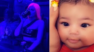 Kylie Jenner REDEEMS Herself Sharing CUTE Baby Stormi Moments After Coachella FIASCO