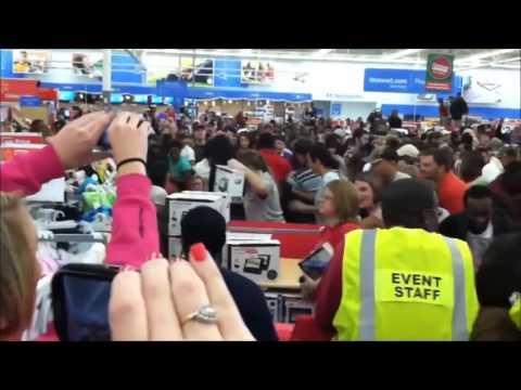 Black Friday 2015 Walmart Shoopings - whatsapp funny video hd