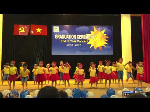 Better when I'm dancing - Nursery- Global Kids Kindergarten