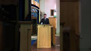 Russell clews - Speech at CCM Alan Clews Funeral