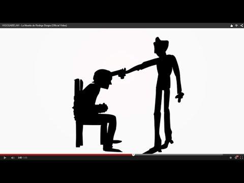 VIGOGABELAH - La Muerte de Rodrigo Borgia (Official Video)