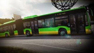 Skaczący Autobus || Bus Simulator 18