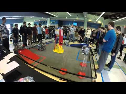 Seacoast Christian School Robot Team Competition Dec 2014