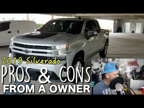 pros-&-cons-of-the-2019-chevy-silverado-|-from-a-owner---reaction-review