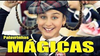 PALAVRINHAS MÁGICAS 👭👬 (Clipe Oficial) Mileninha - Milena Stepanienco - 10 anos