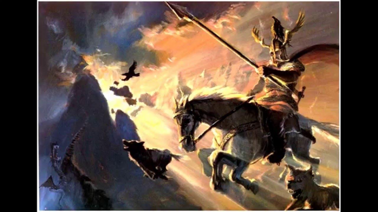 Odin et Sleipnir - L'inévitable Victoire - YouTube