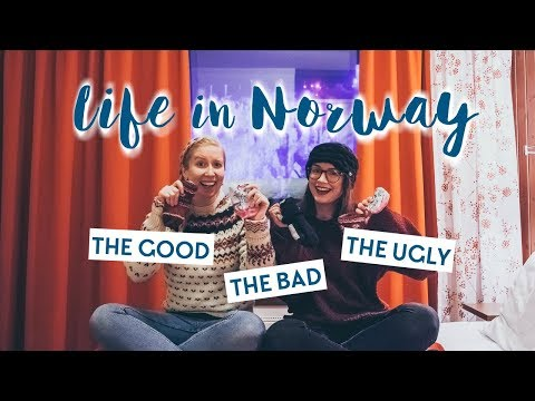 LIFE IN NORWAY: The Good, The Bad & The Ugly