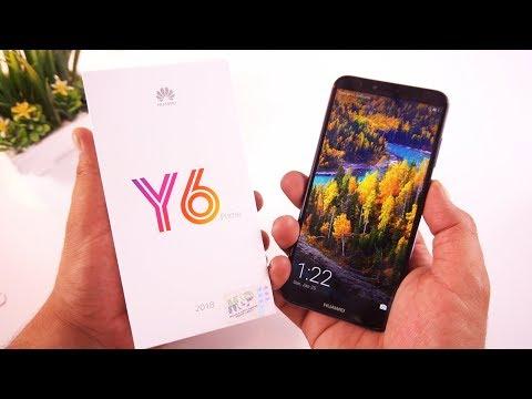 Huawei Y6 Prime 2018 Unboxing & Quick Review [Urdu/Hindi]