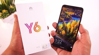 Huawei Y6 Prime 2018 Unboxing & Quick Review [Urdu/Hindi]
