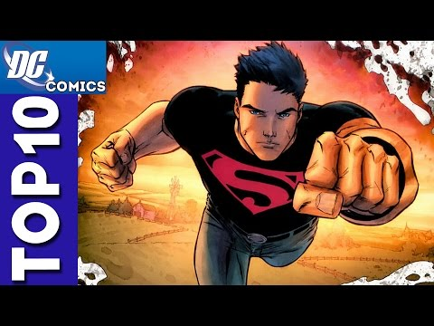 Top 10 Superboy Moments From Young Justice