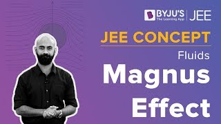 Magnus Effect | Fluids | JEE Concept | Physics