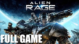 Alien Rage - Unlimited ★ Full Game Walkthrough [HD] No Commentary