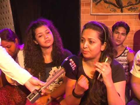 hengul theatre . intersting n xclusive show with biswajyoti sarmah