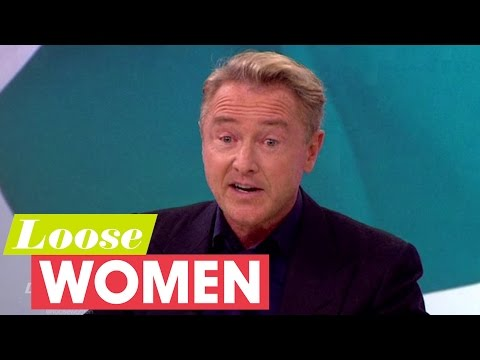 Michael Flatley On Dancing With Injuries | Loose Women