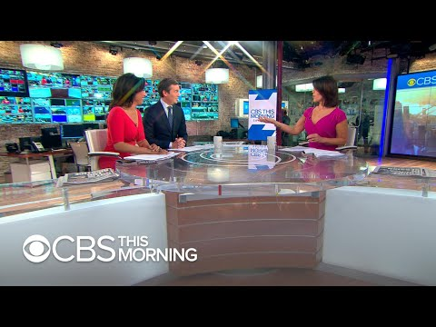 """CBS This Morning Saturday"" welcomes new co-host Jeff Glor"