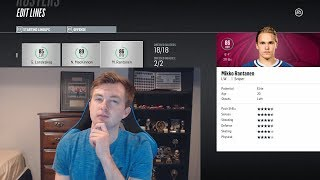 NHL 18 FINAL ROSTER UPDATE REVIEW