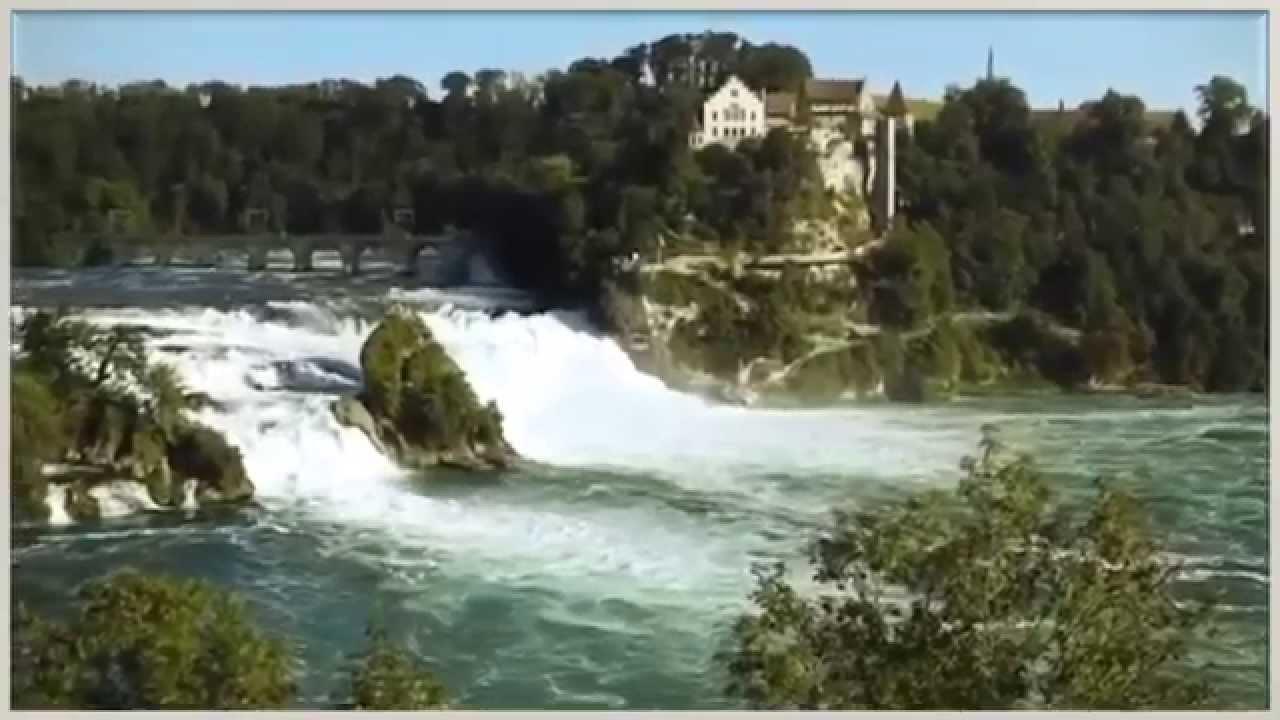Швейцария. Шаффхаузен. Туризм, отдых и путешествия.