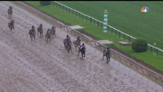 Exaggerator tops Nyquist at the 141st Preakness Stakes