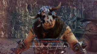Middle Earth - Shadow of Mordor: Taking a Leisurely Stroll Through Middle Earth