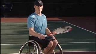 Introduction to USTA Wheelchair Tennis: Grips