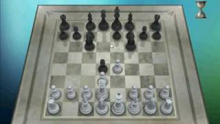 The fastest way to beat chess titans at level 10