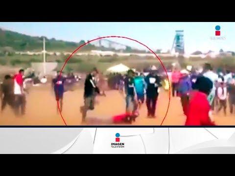 Lo asesinan después de partido de futbol | Noticias con Francisco Zea