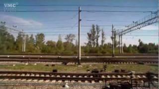 Перегон Тосно-2  -  Тосно / Tosno - Tosno-2 region