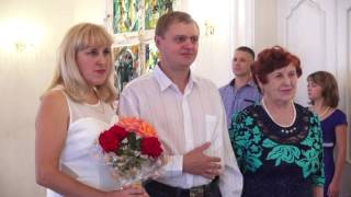 Наша свадьба (27.08.2016) Алтайский край, г.Рубцовск