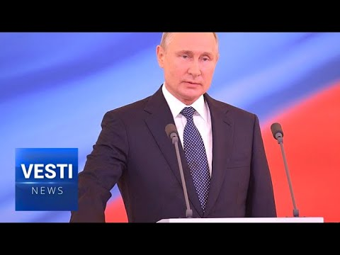 Putin's Inaugural Address - The President Outlines the Immense Challenges Facing Russia