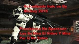 Halo ce Actualizado By Mickey +Crak+serial De Activacion