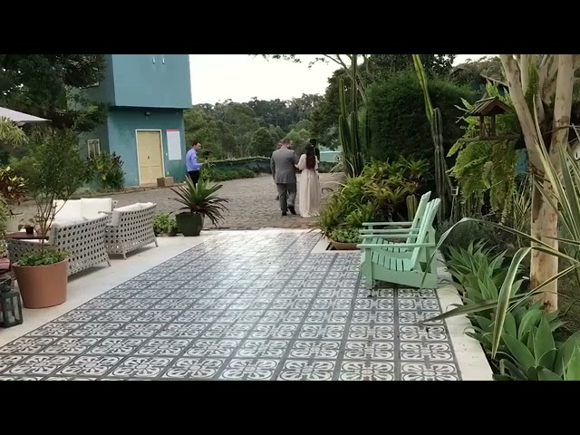 Maravilha por Tati Maisan | AO VIVO - Música para Casamento ES