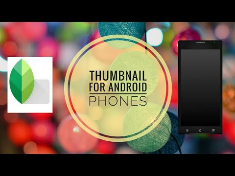 Best APP For Making A Youtube Thumbnail | ANDROID And IOS