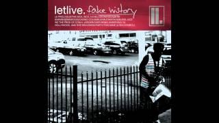 letlive.   Over Being Under