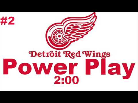 Detroit Red Wings Power Play Song 2