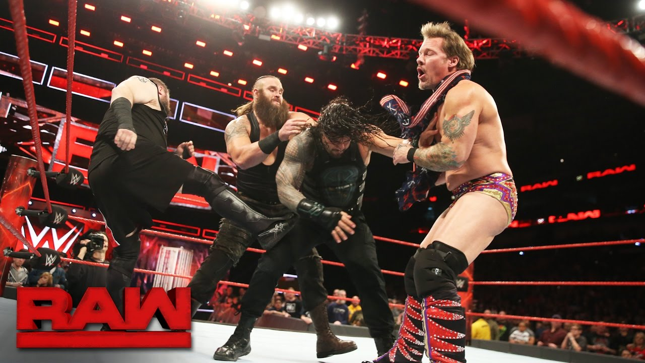 Raw results 9/1 – Chris Jericho creates championship history