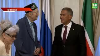 Смотреть видео В Москве наградили «того самого Васильева»! онлайн