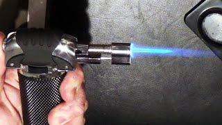 CDC GF-851 Micro Butane Gas Torch Lighter