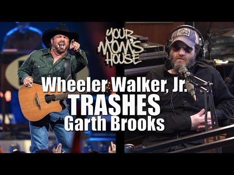 Wheeler Walker Jr. TRASHES Garth Brooks