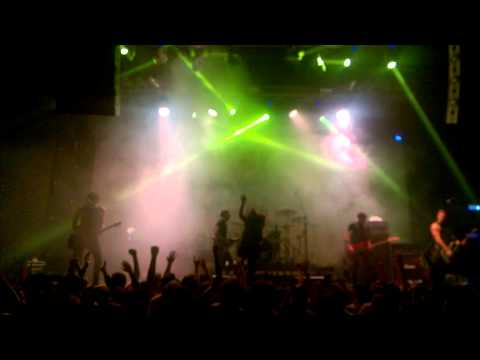 Alesana – Hand In Hand With The Damned - Live @ Moscow 03.09.2015 HD mp3