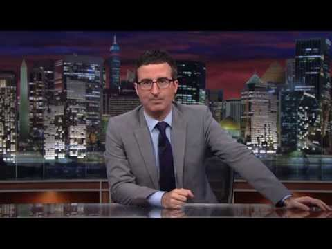 John Oliver Knows Exactly How Your Fourth Of July Fireworks Went Down