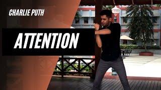 Attention - Charlie Puth | Nikhil Soni Choreography