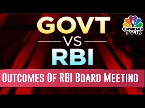 Outcomes Of RBI Board Meeting Amid A Rift Between The Govt And The RBI   Power Breakfast