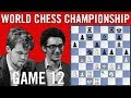 World Chess Championship 2018 Game 12: M