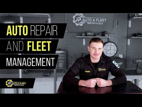 Auto Repair & Fleet Management Dallas | JP Auto & Fleet Services