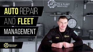 Auto Repair & Fleet Management Dallas | JP Auto & Fleet Services