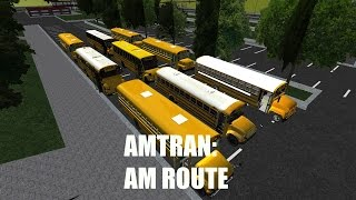 RoR- 1999 Amtran 3800/B800 PM Route